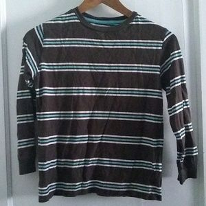 Old Navy Striped Long Sleeve Tee